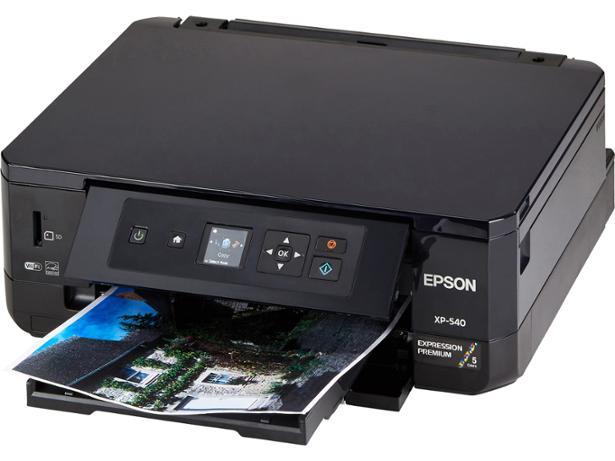 epson xp 540