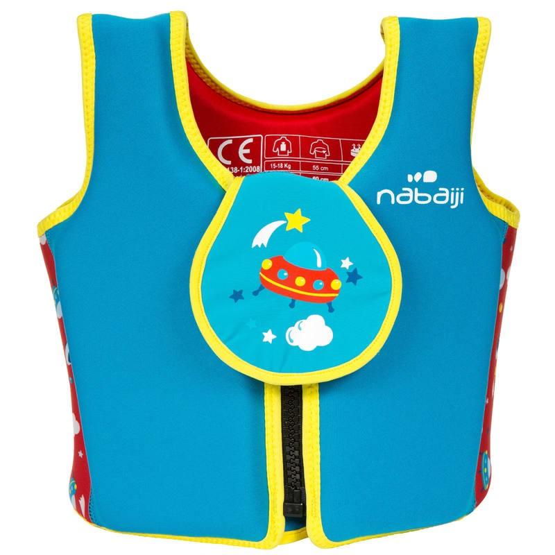 gilet de natation enfant