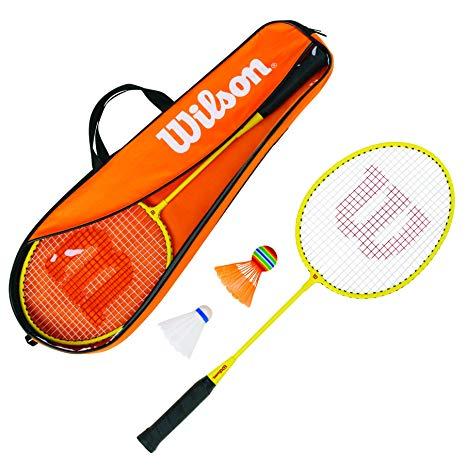 kit badminton