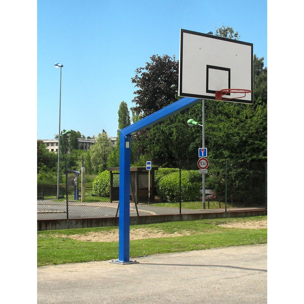 panier de basket extérieur