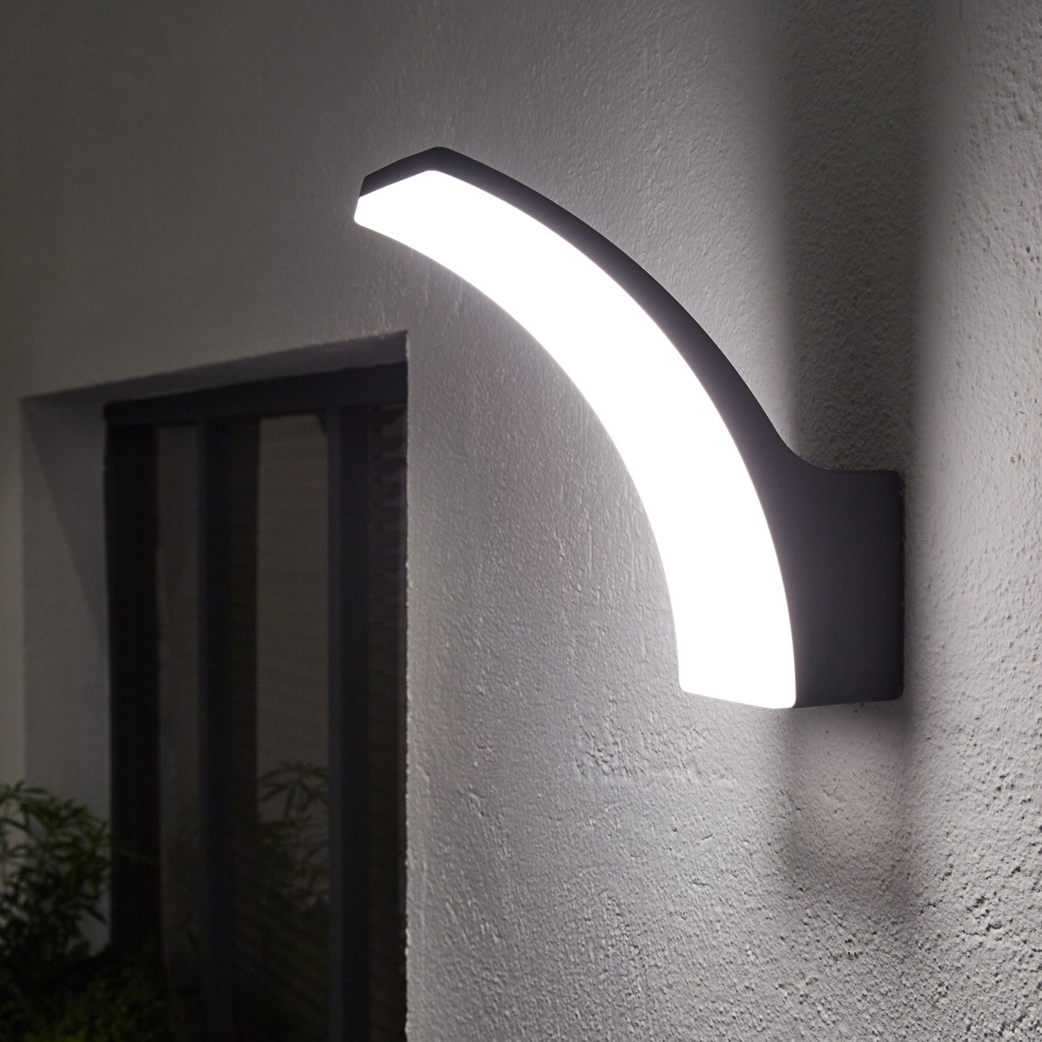 applique exterieur led