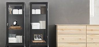 armoire rangement bureau