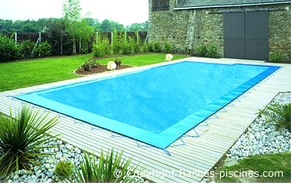 bache piscine