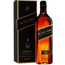 black label cognac