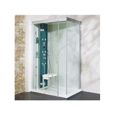 cabine de douche à l italienne