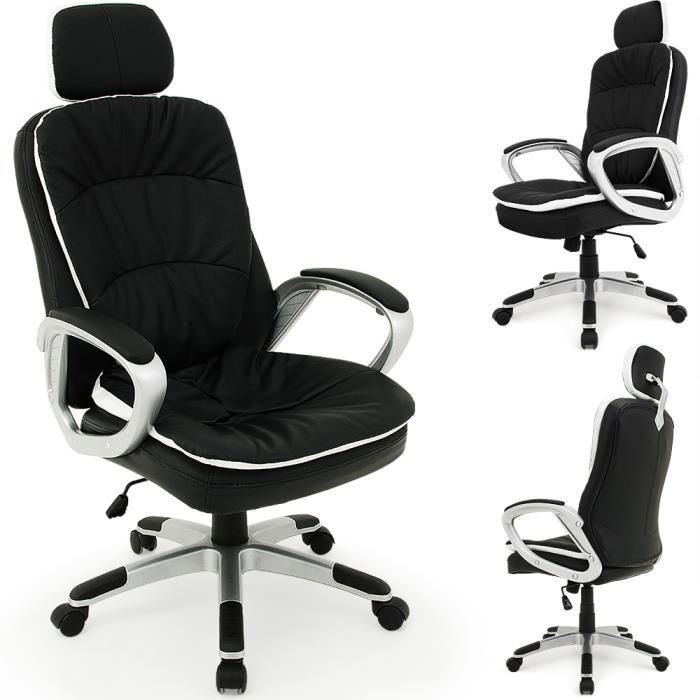 chaise de bureau confortable