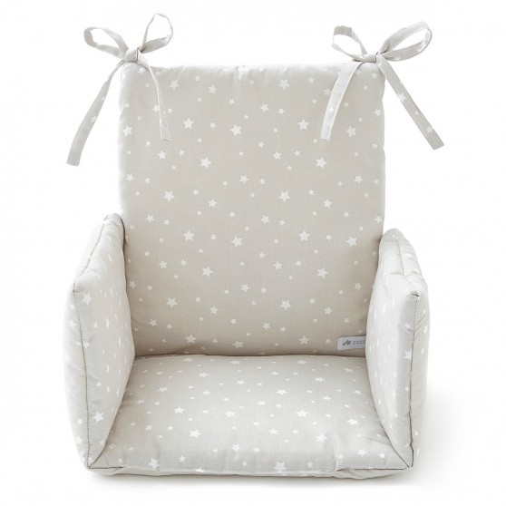 coussin chaise haute bébé