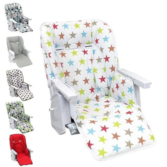housse chaise haute bebe