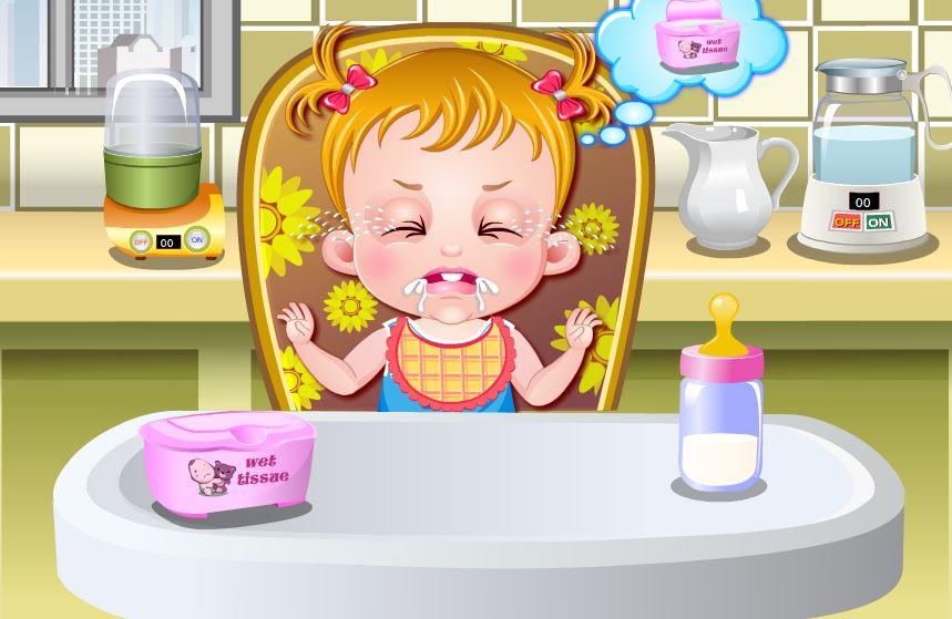 jeux de bébé
