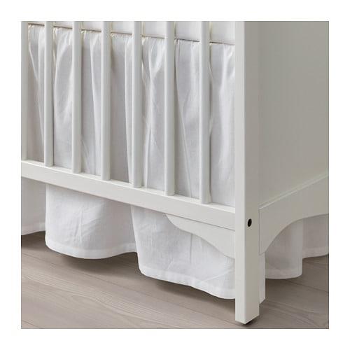 jupe de lit
