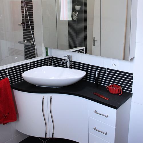 meuble angle salle de bain