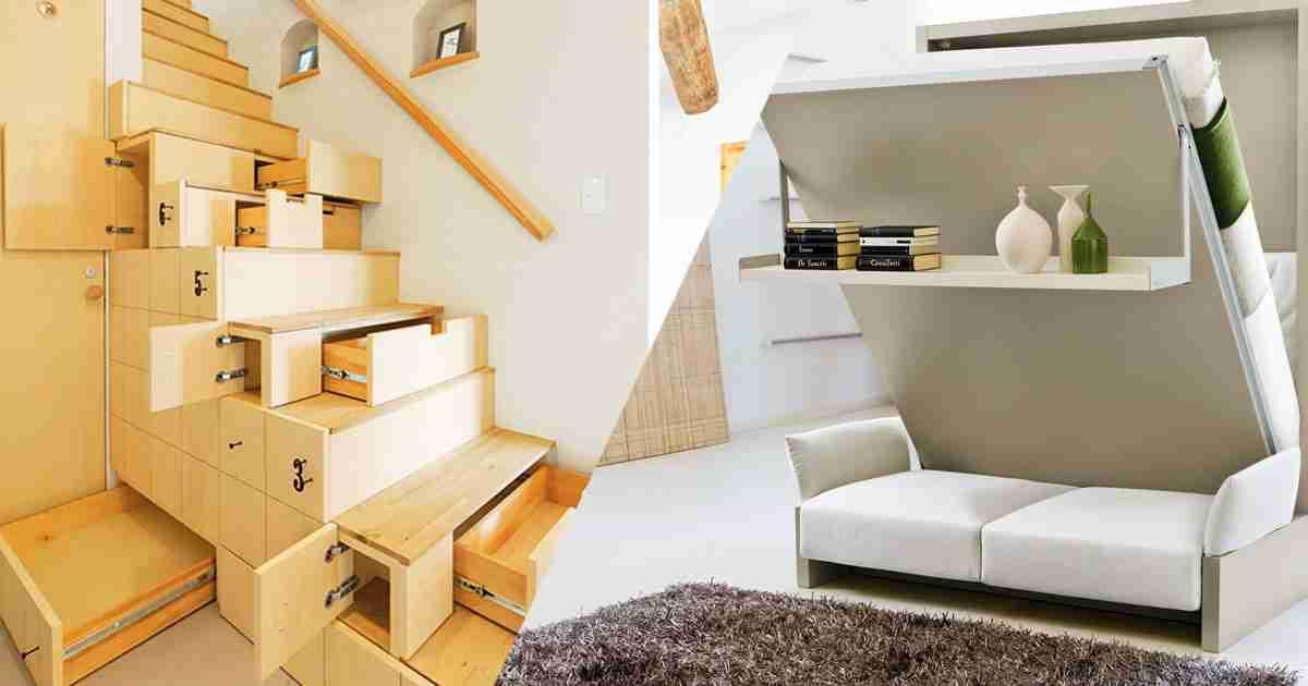 meubles petits espaces