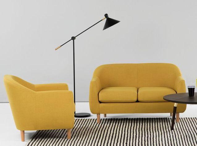 mini canapé