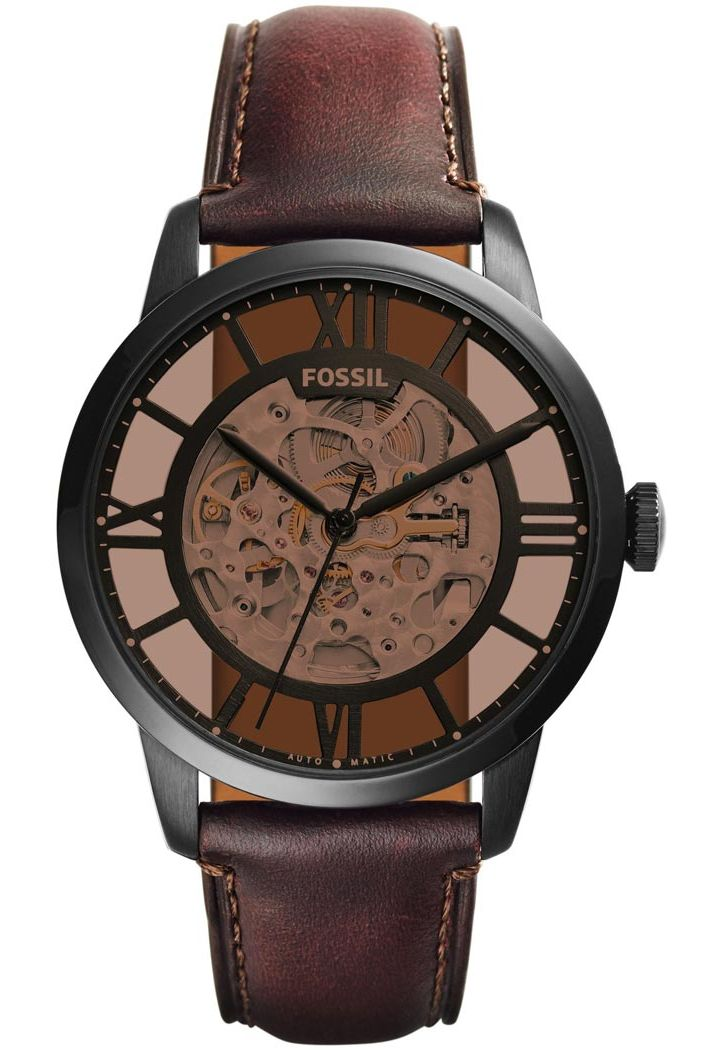 montre homme fossil