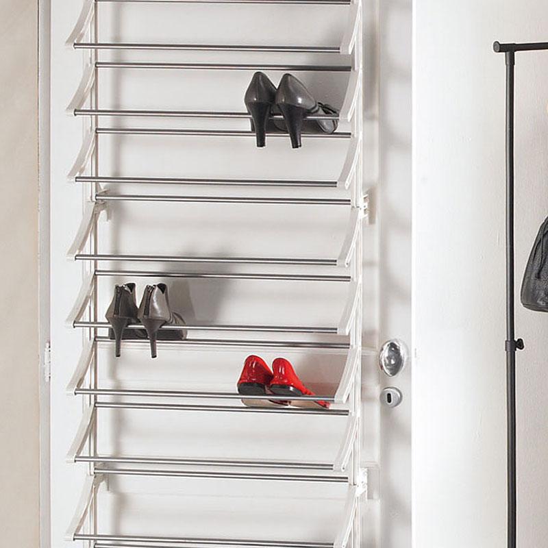 range chaussures porte