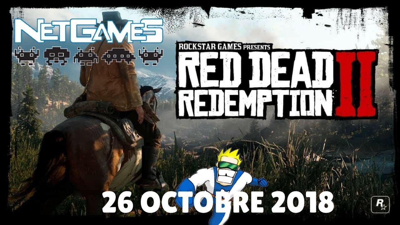 red dead redemption 2 sortie