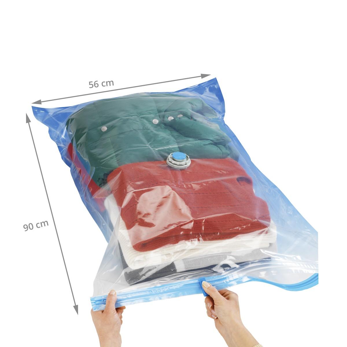 sac de rangement sous vide