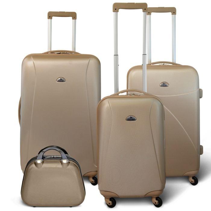 set 3 valises