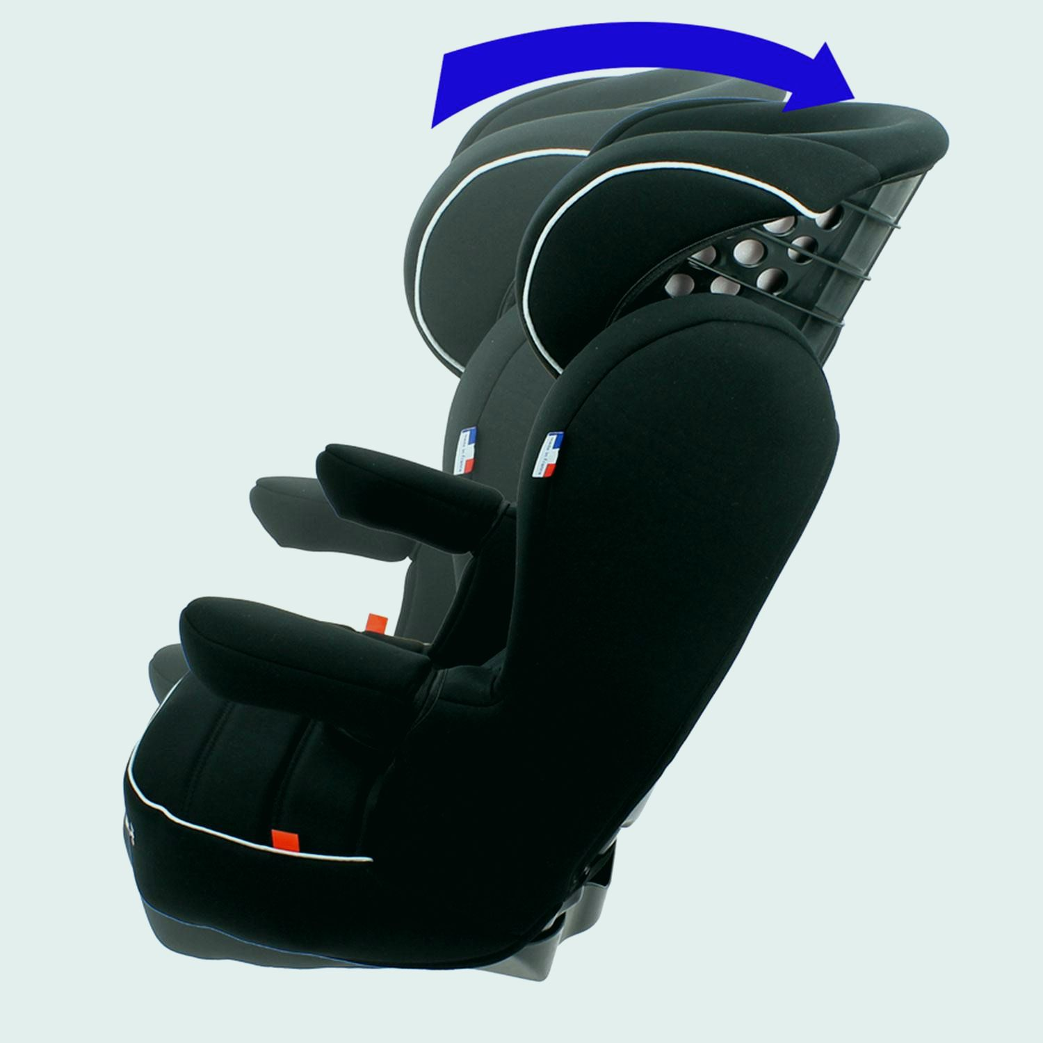siege auto 123 inclinable