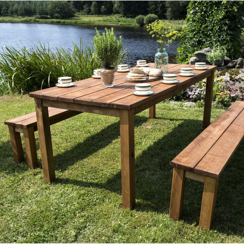 ▷ Avis Table de jardin bois ▷ LE Test 2019 !