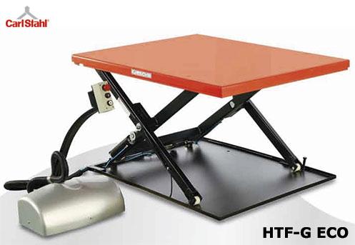 table élévatrice hydraulique