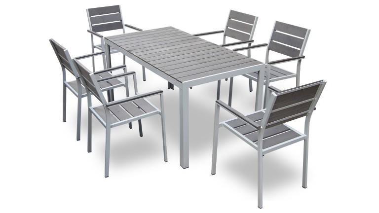 table et chaise exterieur