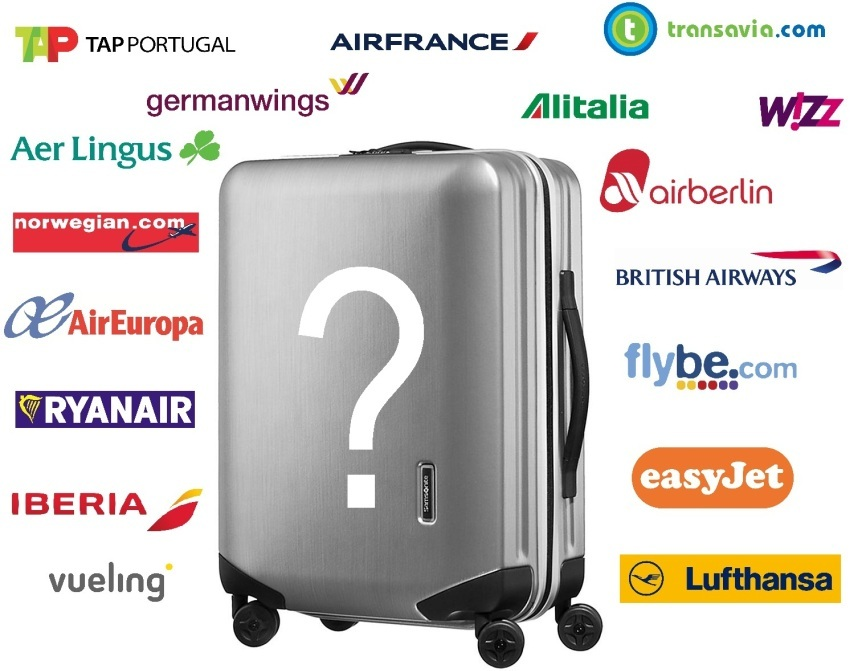 valise homologuée pour avion