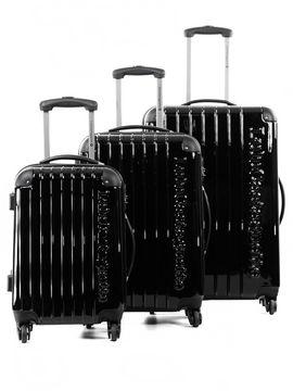 valise lulu castagnette noir