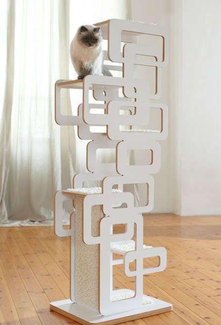 arbre a chat design