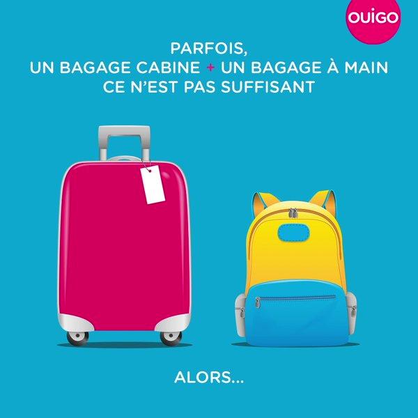 bagage cabine ouigo