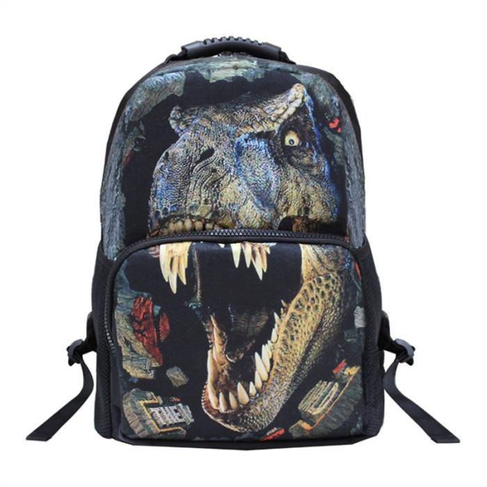 cartable dinosaure