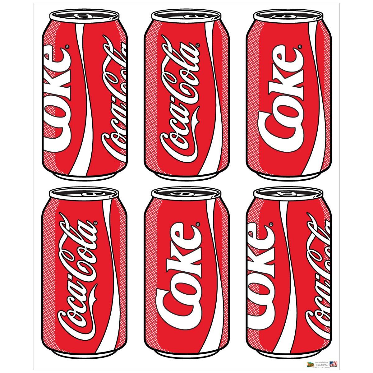 coca pop art