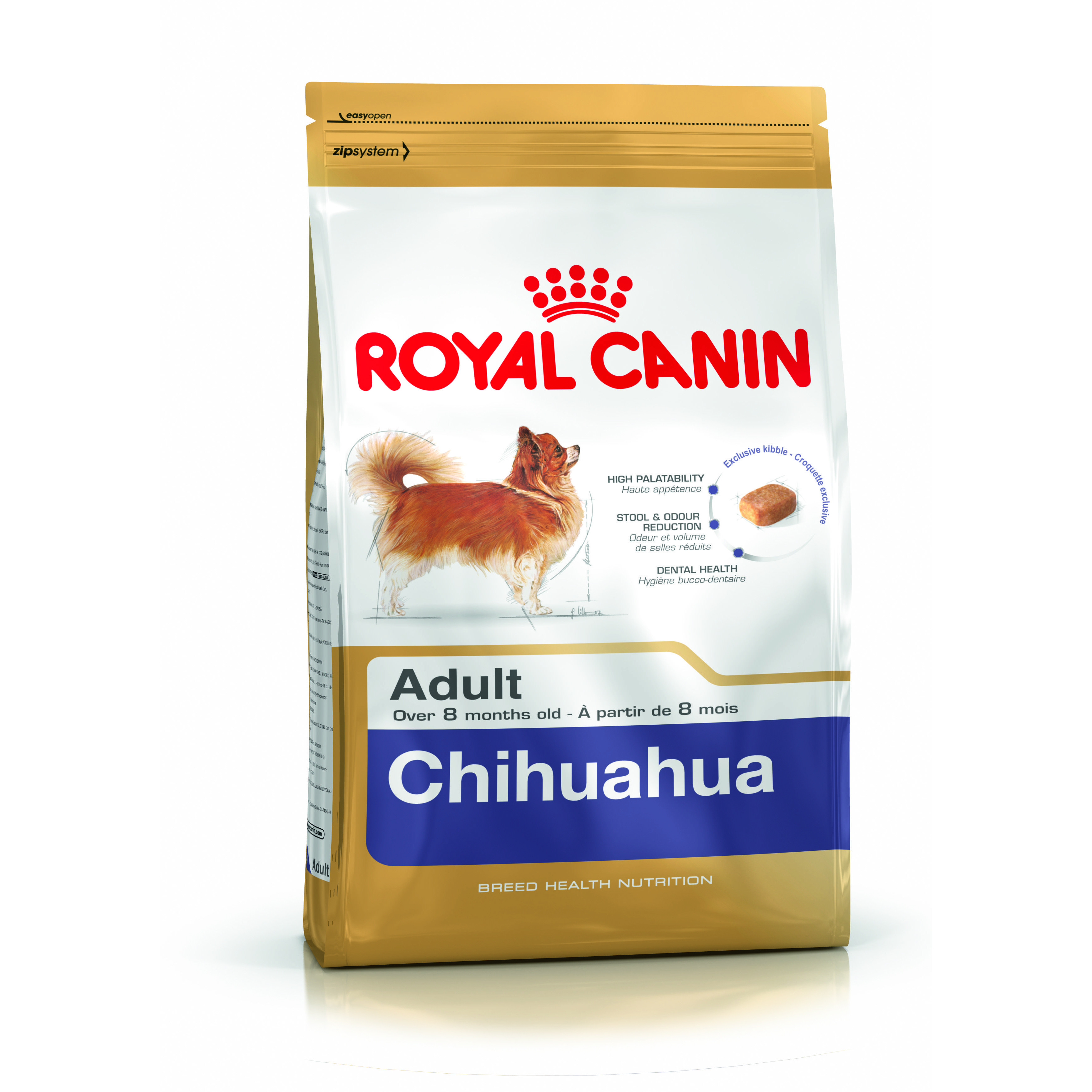 croquette chihuahua