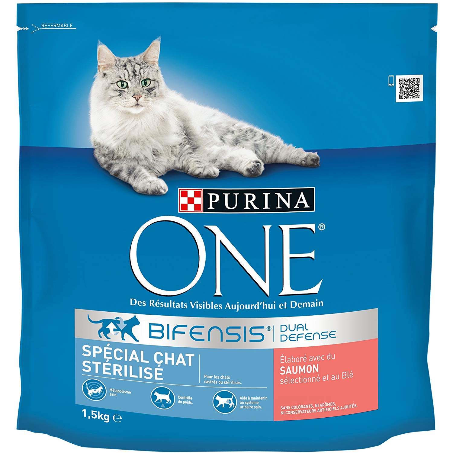 croquette purina one