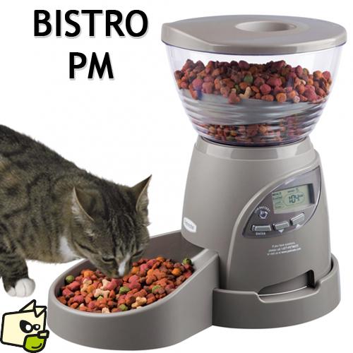 distributeur nourriture chat automatique