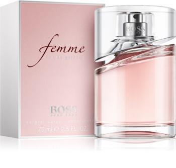 hugo boss parfum femme
