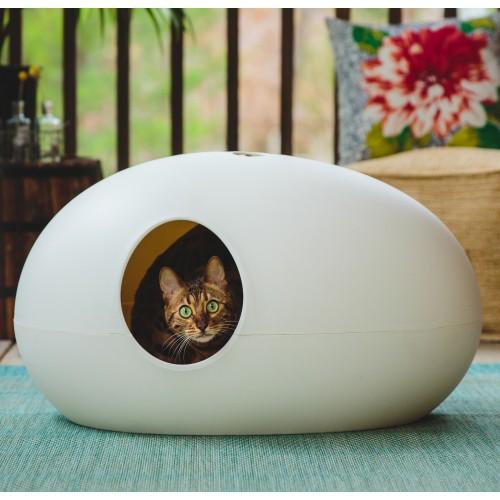 litiere chat design