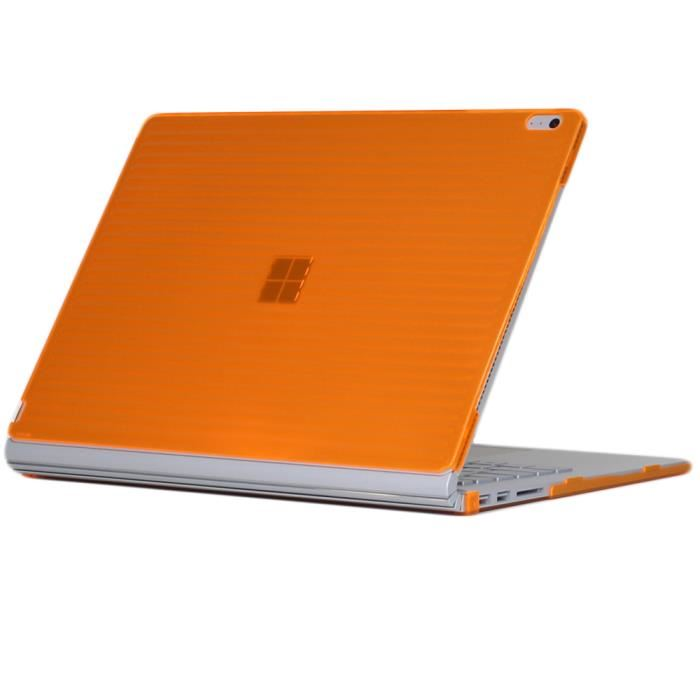 ordinateur orange
