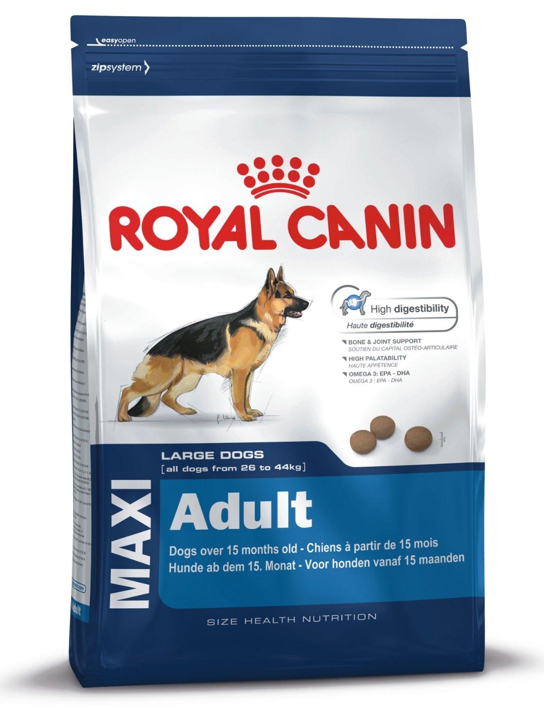 royal canin maxi 15kg