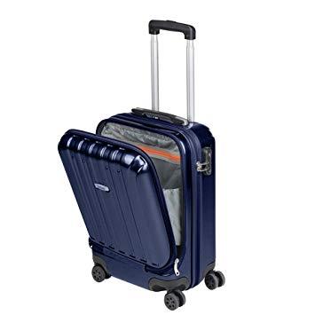 valise cabine avec compartiment ordinateur