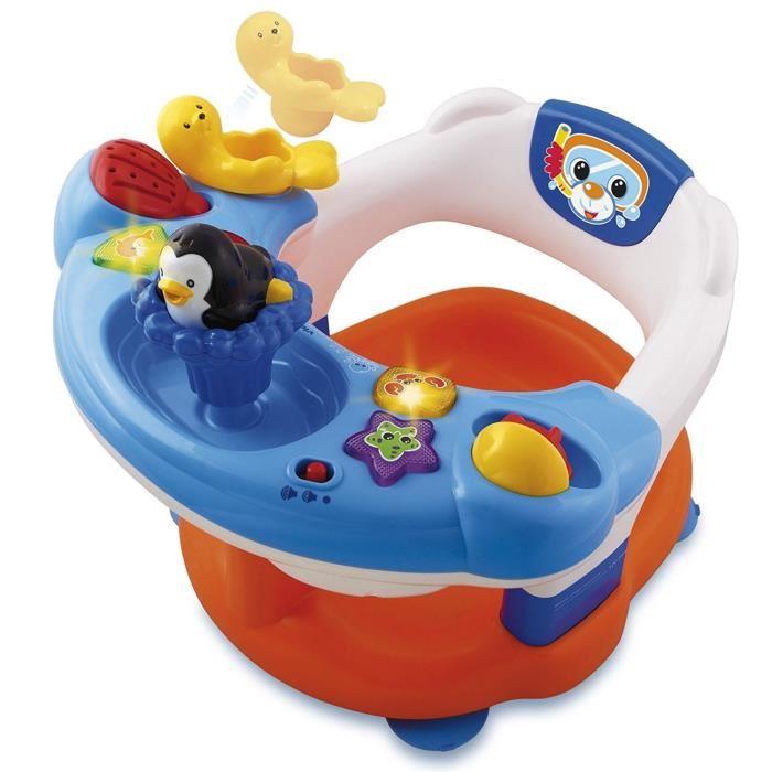 siege de bain bebe vtech