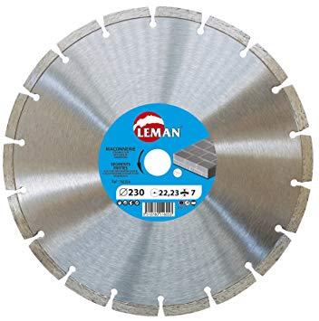disque diamant 230