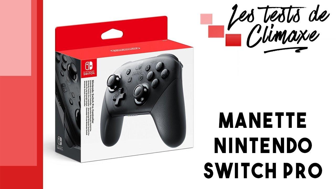 manette pro switch